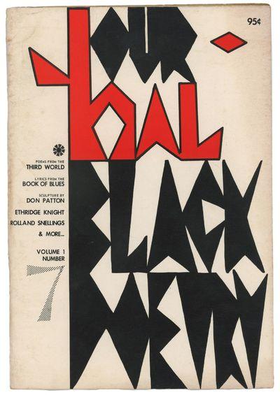 THE JOURNAL OF BLACK POETRY: Volume...