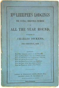 MRS. LIRRIPER'S LODGINGS.  The Extra Christmas Number for 'All The Year Round'.  Christmas, 1863