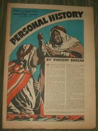 image of Personal History       Philadelphia Record Supplement, July 14, 1935
