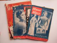 image of Woman's world: 2 issues  October 30th and November 6th 1954, with, Modern  woman October 1955 plus a Woman's Weekly supplement, the meaning of your  dreams