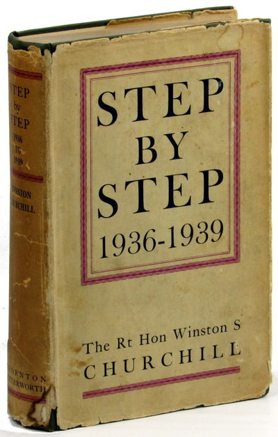 London: Thornton Butterworth, 1939. Hardcover. Good. First Edition, first printing. 365pp; folding m...