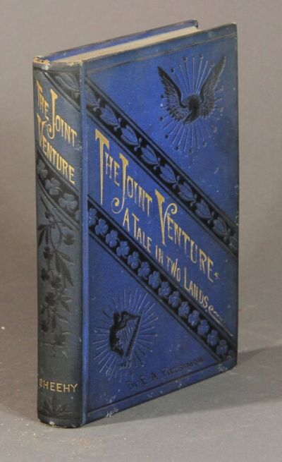 New York, Baltimore, and Boston: James Sheehy, 1878. First edition, 8vo, pp. vii, , -327, ; frontisp...