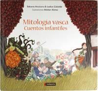 image of Mitología vasca: Cuentos infantiles (Basque Mythology: Children's Stories)