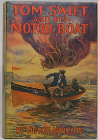image of Tom Swift and His Motor Boat
