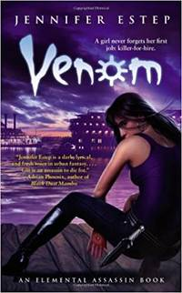 Venom by  Jennifer Estep - Paperback - from Parallel 45 Books & Gifts (SKU: 139)