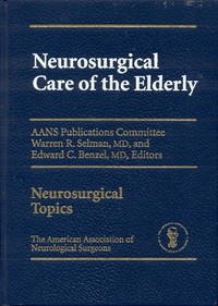 image of Neurosurgical Care of the Elderly