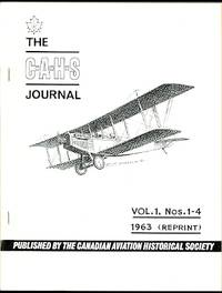 """THE CAHS JOURNAL.  VOL. 1, Nos. 1-4 1963 (REPRINT).  INCLUDES """"THE CAHS - ITS EARLY..."""