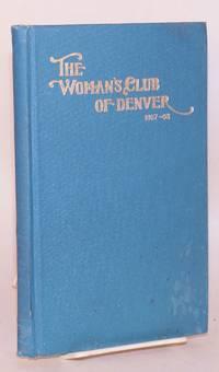 The woman's club of Denver, 1437 Glenarm Place / fourteenth annual announcement / 1907 - 1908 / organized 1894