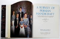 A Survey of Persian Handicraft