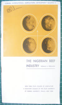 The Nigerian Beef Industry - Cornell international Agricultural Development Bulletin 9