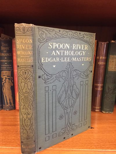 the spoon river anthology by edgar lee masters