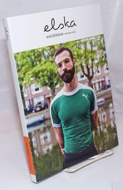 Pawtucket, RI: Elska Magazine, 2019. Paperback. 6.75x9.5 inches, erotic nude and semi-nude color pho...