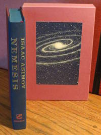 Nemesis  - Signed by  Isaac Asimov - Signed First Edition - from Bodacious Books (SKU: 20)