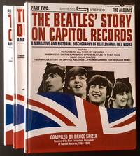 The Beatles' Story on Capitol Records: A Narrative and Pictorial Discography of Beatlemania in 2 Books (Complete in 2 Vols. and Slipcase)