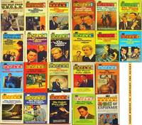 The Man From U. N. C. L. E. [UNCLE] 22 Volume Collection (Includes #1, #2,  #3, #4, #5, #6, #7, #8, #9, #10, #11, #12, #13, #14, #15, #16, #17, #18,  #19, #20, #21 + ABC Of Espionage)