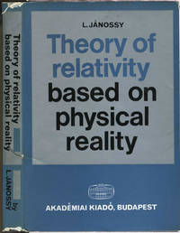 image of Theory of Relativity Based on Physical Reality