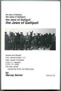 THE JEWS OF GALLIPOLI