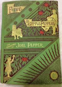 The five Little Peppers Joel Pepper