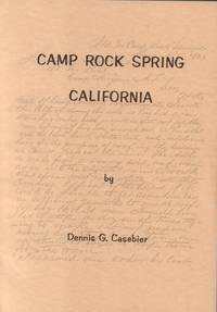 Camp Rock Spring California