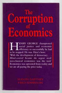 The Corruption of Economics