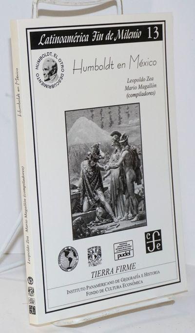 Mexico D.F.: Instituto Panamericano de Geografia e Historia / Fondo de Cultura Economica, 1999. Pape...