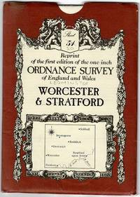 image of Leominster Sheet No.50 Reprint of the First Edition of the One-inch Ordnance Survey of England and Wales