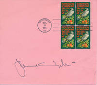 image of Signed First Day Cover