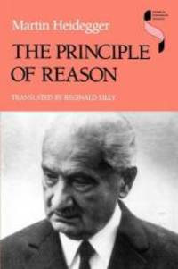 image of The Principle of Reason (Studies in Continental Thought)