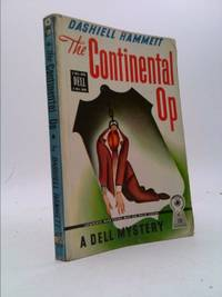 The Continental Op: Private detective murder stories A Dell mystery
