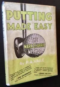 Putting Made Easy: The Mark G. Harris Method