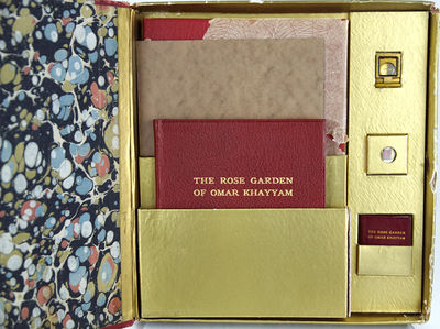 (Miniature Book). The Rose Garden of...