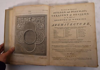 London: Printed for John and Francis Rivington, 1770. Good, cloth very soiled, some dampstaining is ...
