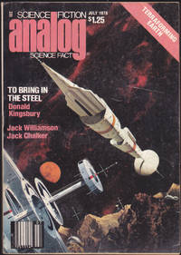 Analog Science Fiction / Science Fact, July 1978 (Volume 98, Number 7)
