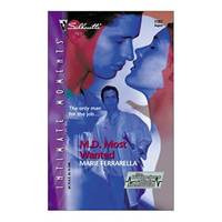 M. D. Most Wanted (The Bachelors Of Blair Memorial) (Silhouette Intimate Moments) (Paperback)
