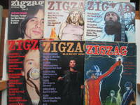 image of Zigzag: nos. 68, 71, 72, 73, 74 & 77 January, April, May, June, July and  November 1977
