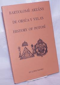 image of Bartolomé Arzáns de Orsúa y Vela's History of Potosí