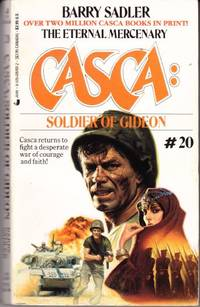 Casca: Soldier of Gideon (Series: Casca 20.)