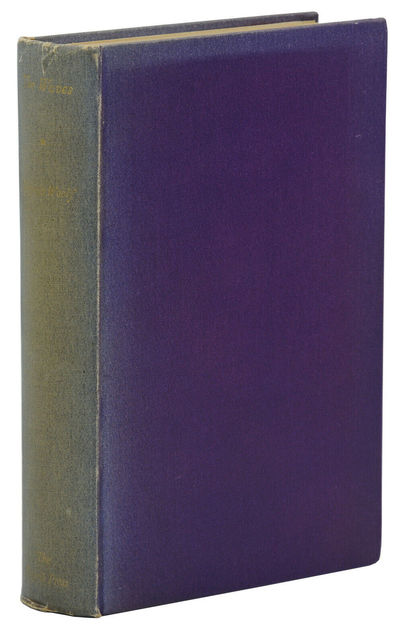 London: The Hogarth Press, 1931. First Edition. Very Good. First edition, first printing. Bound in p...