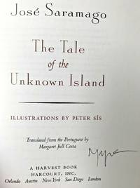 THE TALE OF THE UNKNOWN ISLAND (SIGNED)
