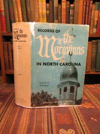 Records of the Moravians in North Carolina.  Volume IX (9)  1838-1847.