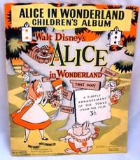 image of Alice in Wonderland Children's Album