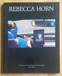 Rebecca Horn: Diving through Buster's Bedroom by  Ida (editor) Gianelli - Paperback - First Edition - 1990 - from Book Patrol and Biblio.com