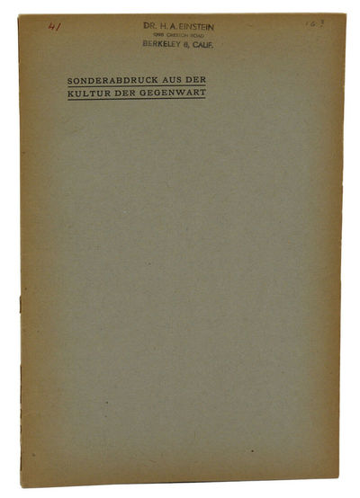 : , 1925. Revised edition. -797 pp. Publisher's original printed wrappers. About Very Good with thin...