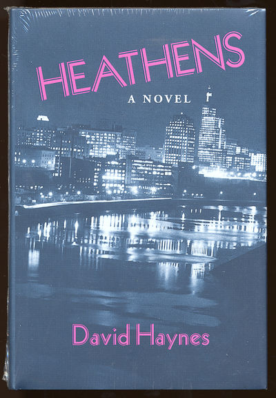 Minneapolis: New Rivers Press, 1996. Hardcover. Fine/Fine. First edition. As new in dustwrapper and ...