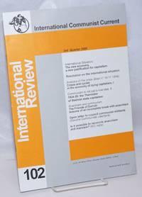 image of International Review Number 102.  3rd Quarter 2000