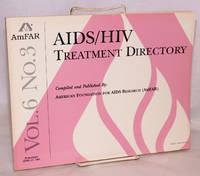AIDS/HIV experimental treatment directory; vol. 6, #3, April 27, 1993