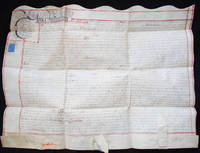 image of Handwritten Parchment Land Document for the Manor of Little Buckenham in Norfolk County, England