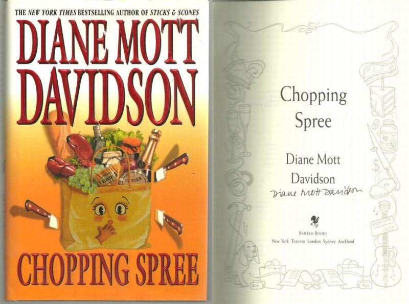 DAVIDSON, DIANE MOTT - Chopping Spree