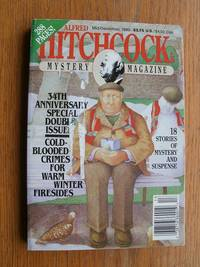 Alfred Hitchcock's Mystery Magazine Mid December 1990