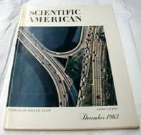 Scientific American Magazine December 1963